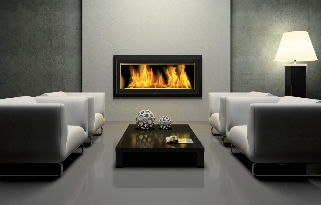 picardie d co chemin es l thanol un coin de feu. Black Bedroom Furniture Sets. Home Design Ideas