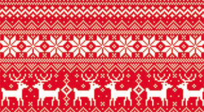Décoration de Noël classique ou Nordique