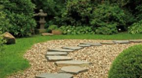 Dix projets d'allées pour le jardin