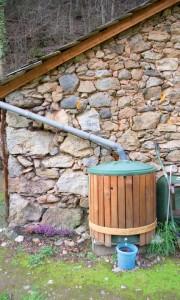 Récupérateur d'eau : économique et écologique