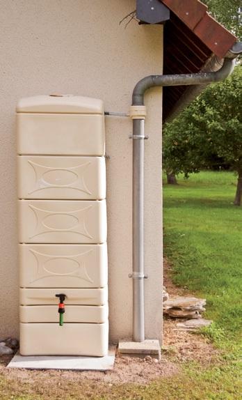 picardie déco – récupérateur d'eau : économique et écologique