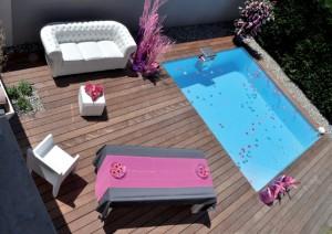 Une terrasse en bois, pourquoi pas ?!
